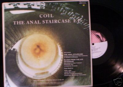 Coil - The Anal Staircase